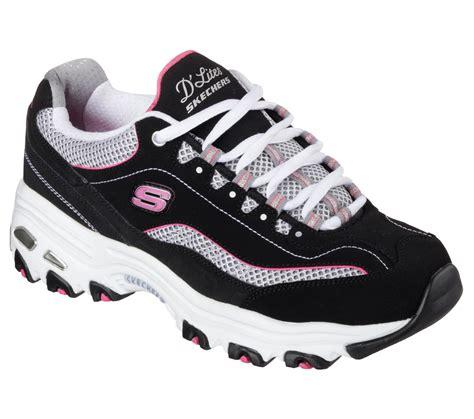 Jual Skechers D Lites 2 skechers 11860 bkwp s d lites saver sneaker ebay