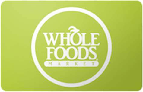 Whole Foods Market Gift Card - buy whole foods market gift cards discounts up to 35 cardcash