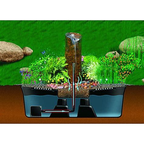 small aquascape fountain basins water feature basins