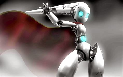 Anime Robot by Anime Robot Drossel Hd Wallpapers Desktop And Mobile