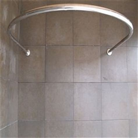 u shaped shower curtain rods com sus304 stainless steel round u shaped shower
