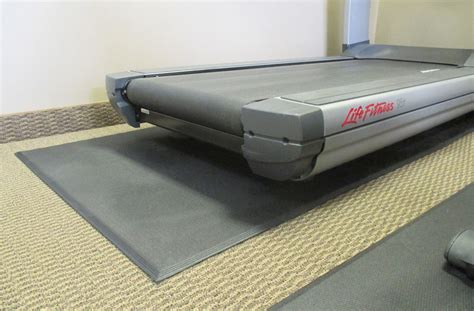 Exercise Equipment Mats by 3 8 Quot Equipment Mats Low Cost Free Shipping Treadmill