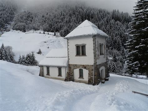 Snowy Cabins by Snowy Cabin In Neustift Austria Wallpapers And Images