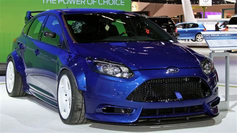 Raket Rs Speed Blue ford trackster an 500 horsepower focus with a