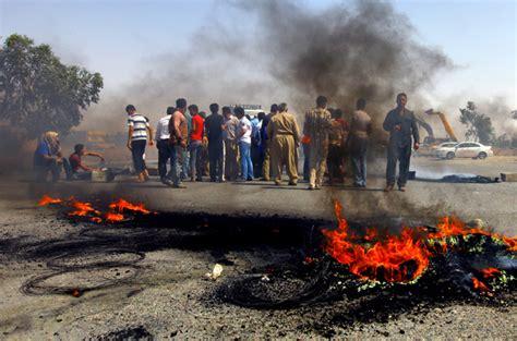 iraq  turmoil  maliki calling  shots