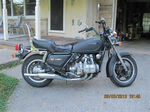 1982 Honda Goldwing 1982 Standard Quot Quot Goldwing Gl1100 Black For Sale