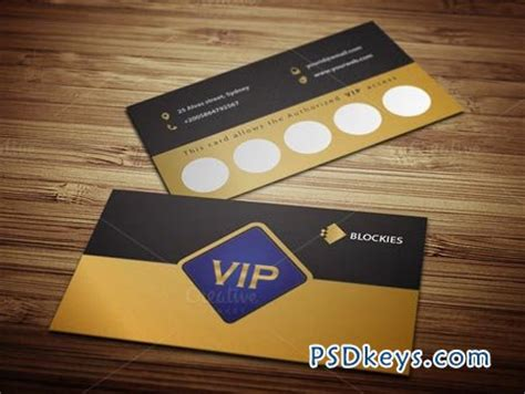 Loyalty Card Template Psd by Loyalty Vip Invitation Card Template 41502 187 Free