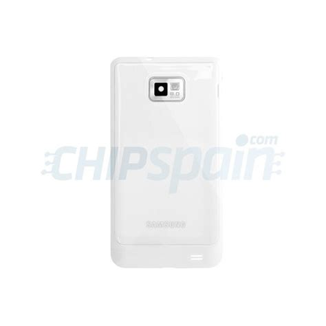 Softcasejellycasesoftjacket Samsung Sii I9100 back cover samsung gakaxy sii i9100 white chipspain