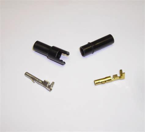 three pin socket wiring 1 way 3mm pin socket connector