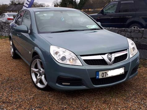 opel vectra 2007 used opel vectra 2007 diesel 1 9 blue for sale in galway