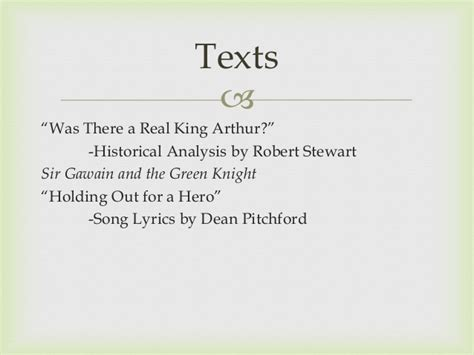 Sir Gawain And The Green Essay Topics by Sir Gawain Essay Questions
