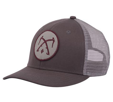 bd trucker hat black gear