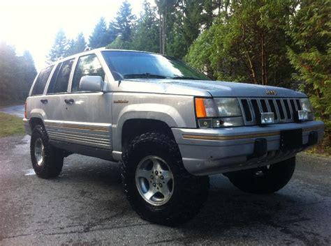 94 lifted jeep grand outside nanaimo parksville