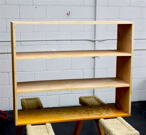 how to build bookshelf out wood pdf plans