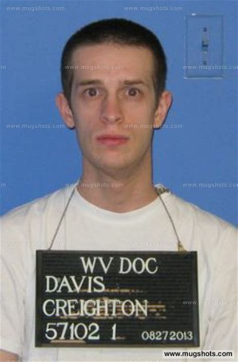 Wood County Wv Court Records Creighton Davis Mugshot Creighton Davis Arrest Wood