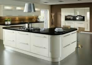 Walnut Shaker Kitchen Cabinets by High Gloss Kitchens Mastercraft Kitchens