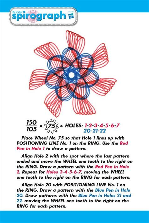 spirograph pattern booklet 40 best spirograph designs images on pinterest