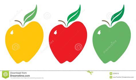 Imagenes Verdes Y Rojas | manzanas amarillas rojas y verdes