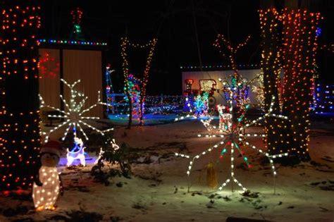 rocky ridge christmas lights boise