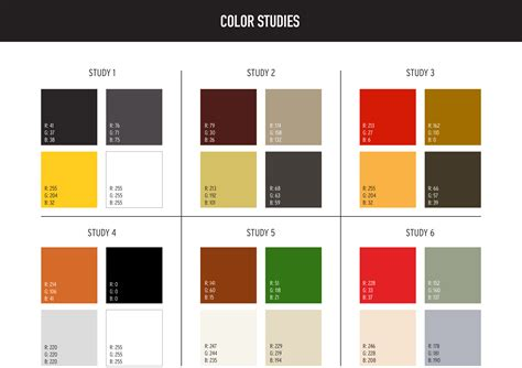Top 28 Colors For Studying Colours For Study Room | color study raw creative concepts