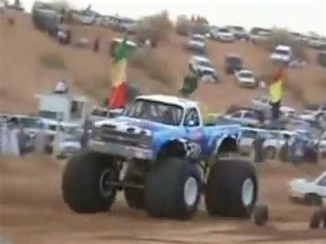 2011 Jam Truck Tropical Thunder Authentic Jamtattoo trucks classic crashes 10