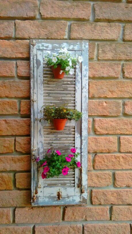 25 melhores ideias sobre janelas antigas no