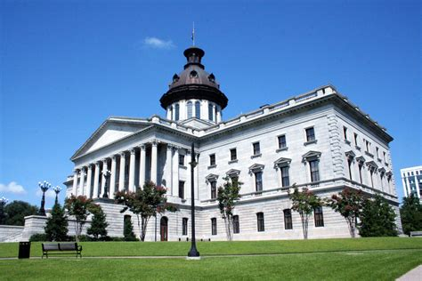 sc state house the south carolina state house capital building real