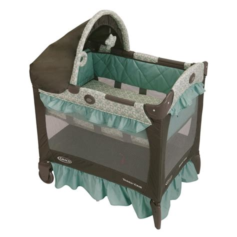 Baby Travel Cribs by Graco Travel Lite Crib Winslet Bassinet Baby