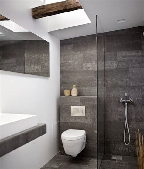 gorgeous slate tile shower for a small bathroom i 20 ideas de decoraci 243 n para ba 241 os modernos peque 241 os 2017