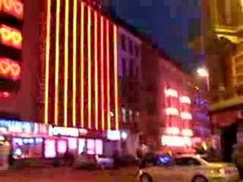 Report Street Light Out Red Light District Frankfurt Germany Youtube