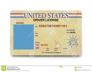 8 blank drivers license template psd images