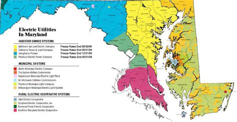map of maryland electric utility meter electric rates soaring in area