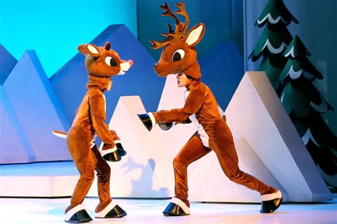 rudolph the red nosed reindeer rudolph the musical