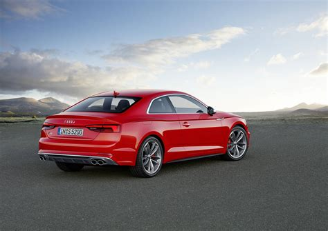 official 2017 audi a5 and s5 coupe gtspirit