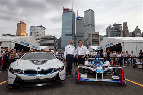 formula bmw bmw confirms fia formula e chionship entry in 2018