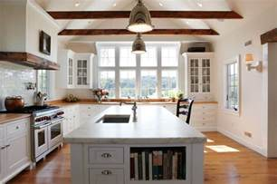 Farmhouse Kitchen Design Pictures Light Farm Kitchen Farmhouse Kitchen Other Metro By Sullivan Building Design