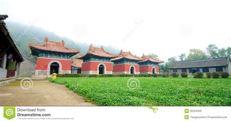 Dynasty Garden by Qing Dynasty Garden Pagoda Royalty Free Stock Images