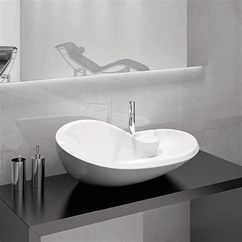 lavandino appoggio bagno lavabi da appoggio prezzi e offerte on line per il bagno