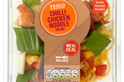 tesco new year meal deal lunch for less than 163 3 our at a glance guide to meal