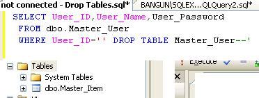 langkah2 membuat query sql injection 1 bangun ariyanto s blog