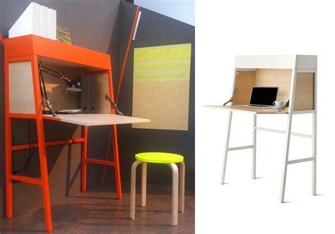 Incroyable Meuble Rangement Bureau Ikea #3: Bureau-compact-secrétaire-Ikea-PS.png