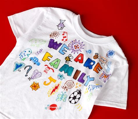 t shirt crafts for together in t shirts craft crayola