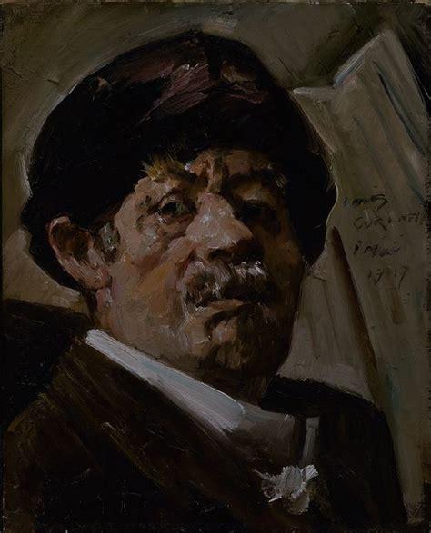 quot self portrait quot lovis corinth artwork on useum