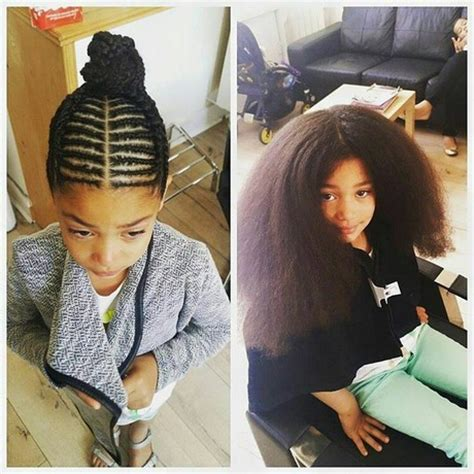Coiffure Pour Enfant by Coiffure Tresse Africaine Pour Enfant