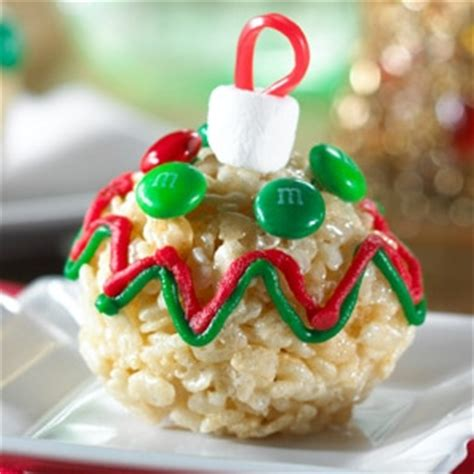 rice krispies ornaments recipe shesaved 174