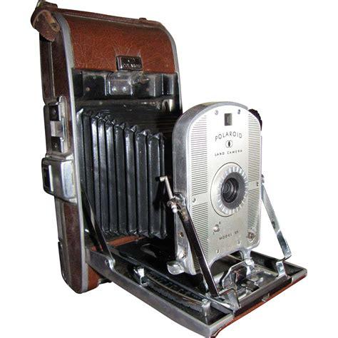 vintage polaroid land vintage polaroid land model 95 instant
