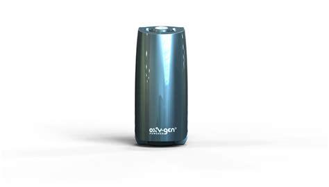 Dispenser New Viva oxygen powered viva e 60 day steel grey dispenser