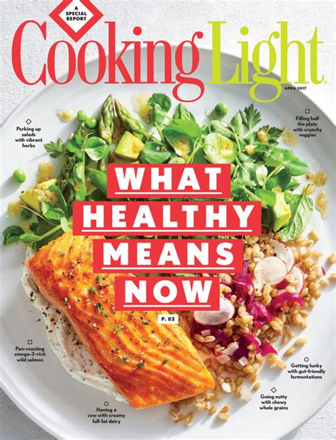 cooking light magazine barcode cooking light magazine subscriptions renewals gifts