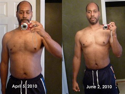 shaun t creatine insanity before and after 2 fit chris