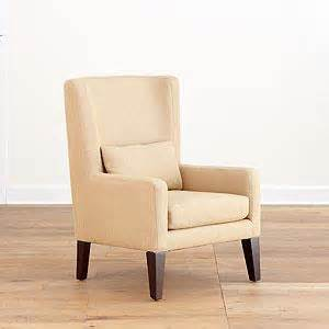 high back living room chair wheat triton high back chair living room furniture